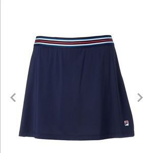 Authentic Fila Athletic Skort